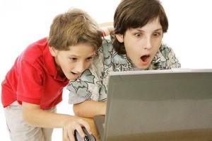 Pesquisa indica que 25% das crianças tenham visto pornografiam