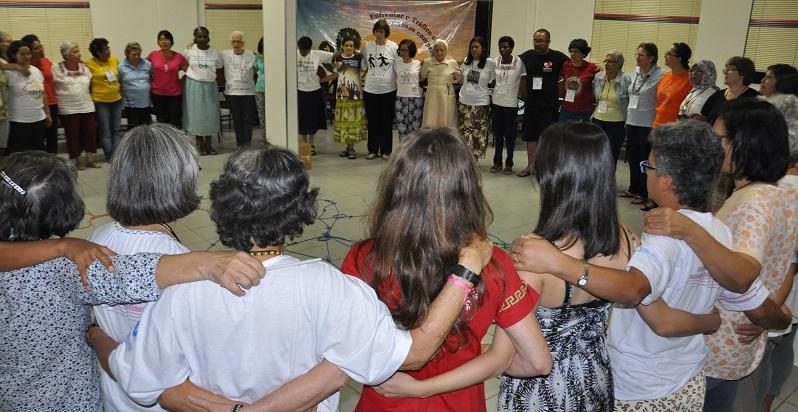 Tráfico de Pessoas e relações de gênero é tema de encontro da Vida Consagrada, em Brasília