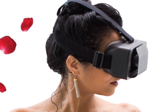 Pornografia em realidade virtual vira