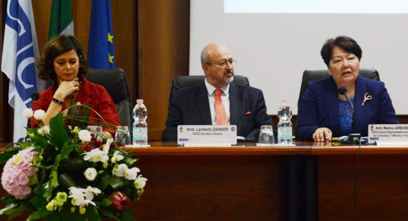 OSCE lança projeto inovador para combater o tráfico de seres humanos ao longo das rotas de migração