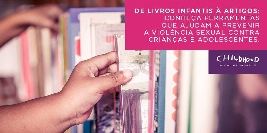 Conheça livros e sites que ajudam na prevenção à violência sexual contra crianças e adolescentes