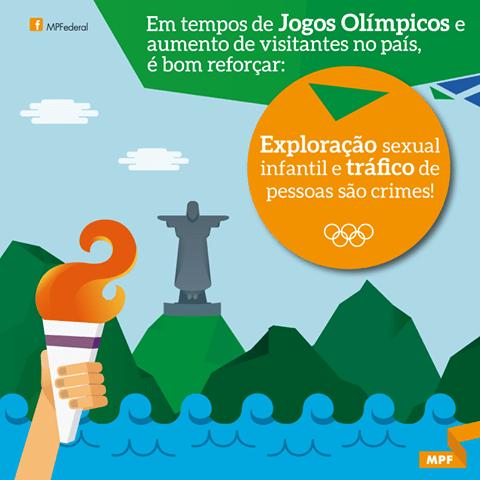 Os Jogos Olímpicos estão aqui!