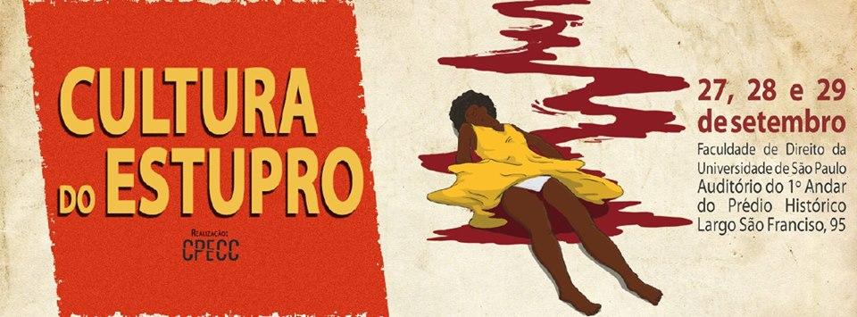 Seminário A Cultura do Estupro