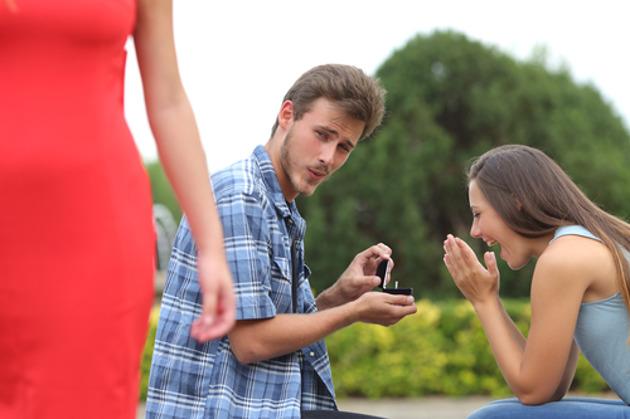 6 situações pelas quais você deve dizer NÃO a um pedido de casamento