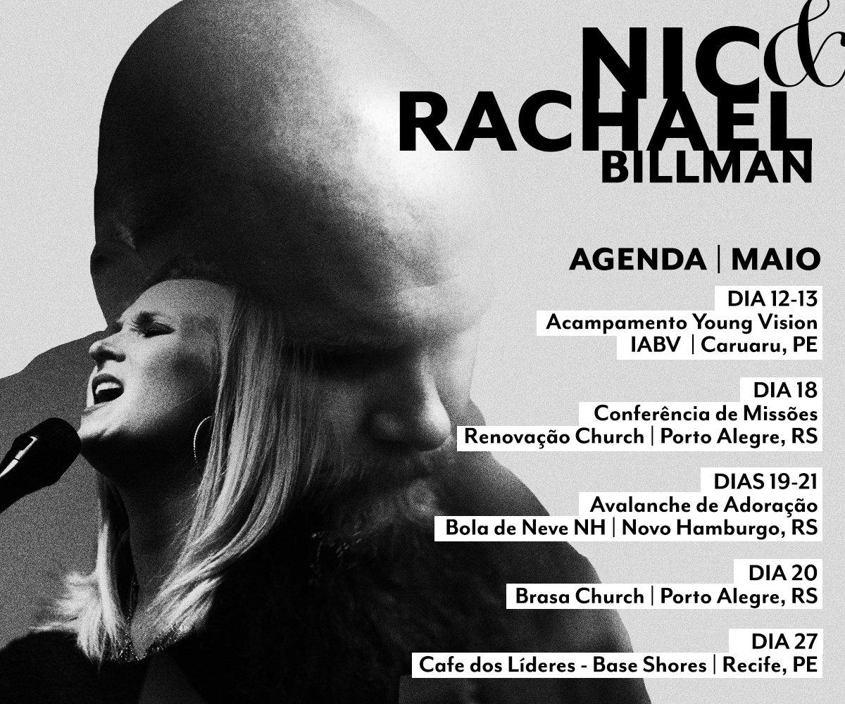 Nic and Rachel Billman