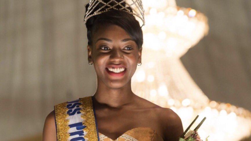 Miss Luanda envolvida em caso de prostituição