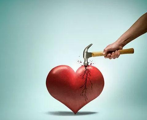 Você partiu meu coração