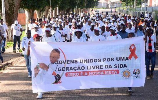 Maioria da população reconhece risco de sida