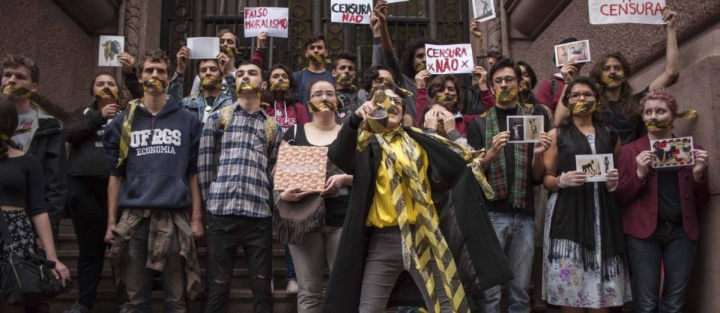 MPF/RS recomenda imediata reabertura da mostra 'Queermuseu'