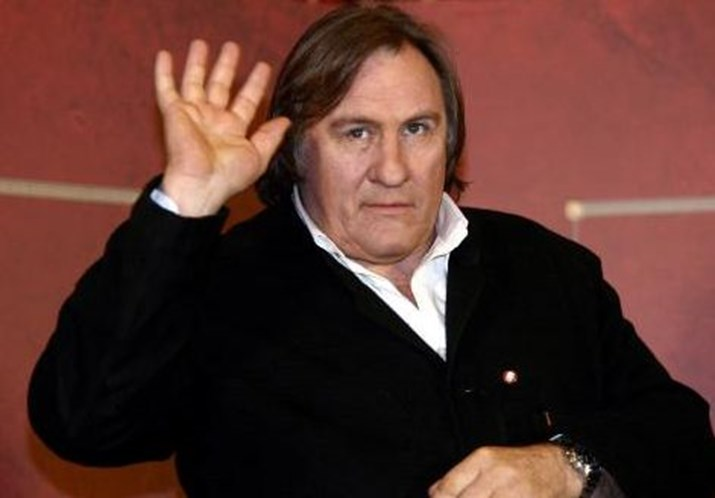 Portuguesa vítima de assédio sexual por Gerard Depardieu