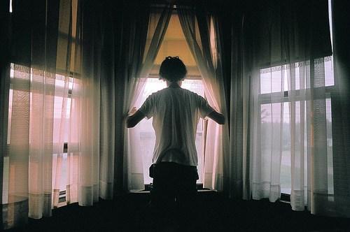 Abre a janela e deixa o Sol entrar