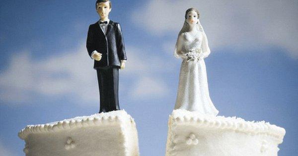 Um terço dos casamentos no Brasil termina em divórcio