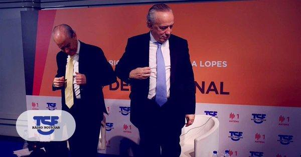 Canábis e legalização da prostituição: o que defendem Rui Rio e Santana Lopes?