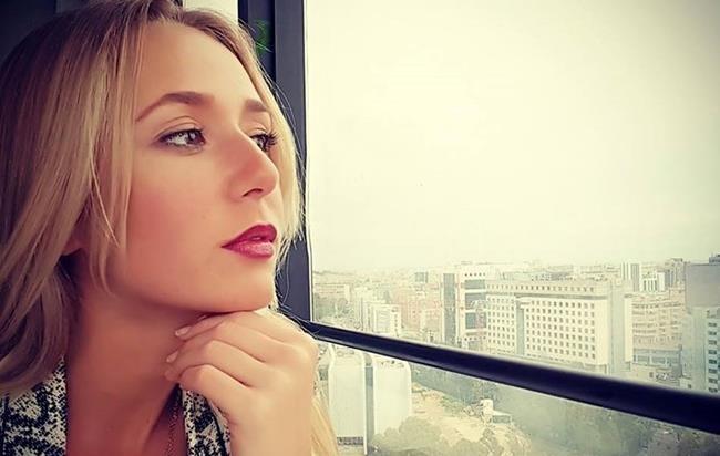 Sofia Arruda conta assédio sexual