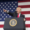 Trump afirma que acusações de assédio estão destruindo a vida de pessoas
