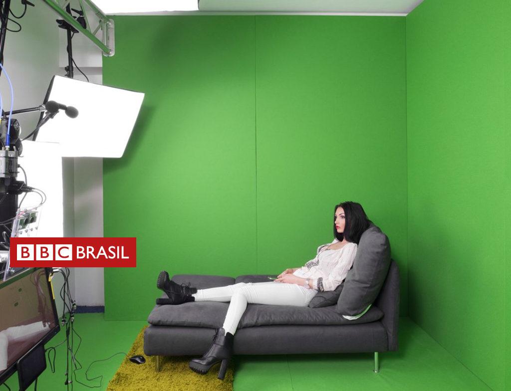 A indústria das sexcams, um dos setores da pornografia que mais crescem no mundo