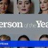 Vítimas de assédio sexual são Personalidade do Ano da revista Time